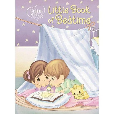 Precious Moments: Little Book of Bedtime - by  Precious Moments & Jean Fischer (Board Book)