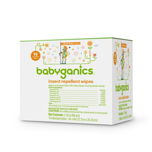 2.35oz Personal Insect Repellents - Babyganics - image 1 of 3