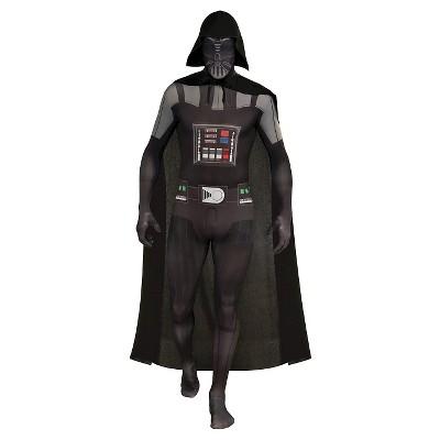 Adult Star Wars Darth Vader Skin Suit Halloween Costume