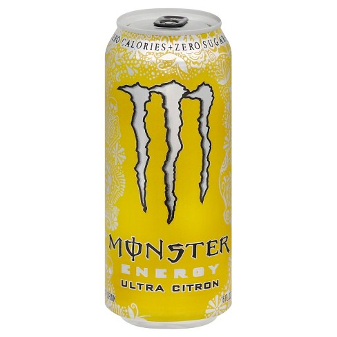 Monster Energy, Ultra Citron - 16 fl oz Can - image 1 of 1
