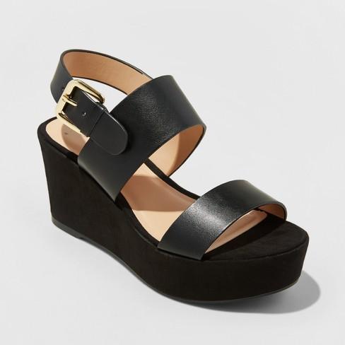 45af8625c8c4 Women s Zenia Slide Sandals - A New Day™   Target