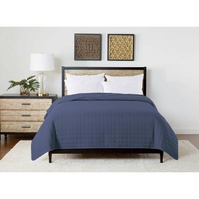 Velvet Trim Bed Blanket - St. James Home