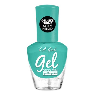 L.A. Girl Gel Nail Polish - 0.47 fl oz