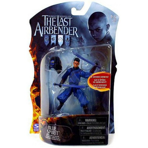 Mask Off Avatar the Last Airbender Blue Spirit Action Figure