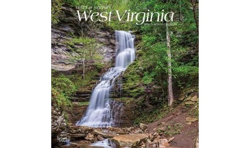 Wild & Scenic West Virginia 2019 Calendar -  (Paperback) - image 1 of 1