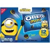 Nabisco Minions Mini Oreo Cookies Limited Edition Cookies - 12ct - image 4 of 4