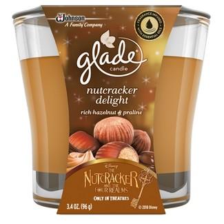Glade Nutcracker Delight Candle - 3.4oz