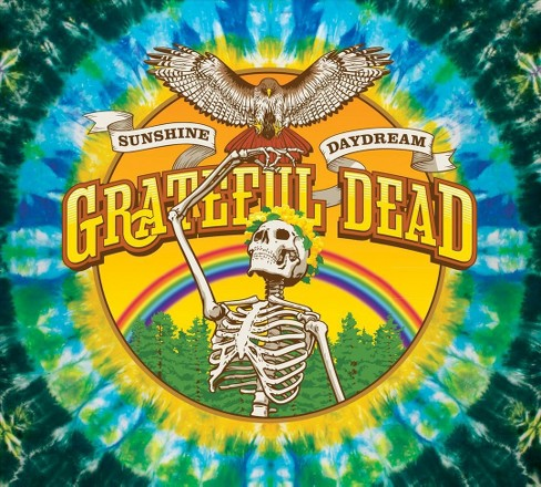 Grateful dead - Sunshine daydream (CD) - image 1 of 1