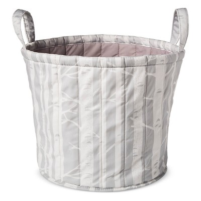 Quilted Storage Bin Trees - Cloud Island™ - Gray