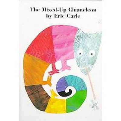 Mixed-Up Chameleon (Hardcover)(Eric Carle)