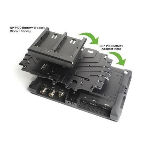 SmallHD DP7 Sony Series  L  Power Kit - image 1 of 1