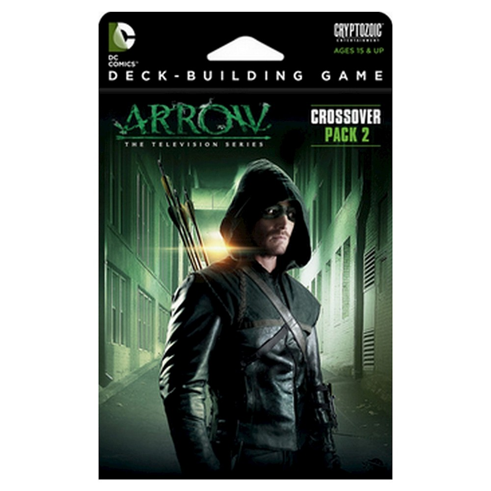 DC Comics Arrow Crossover Pack 2 Deck-Building Game