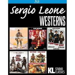 Sergio Leone Westerns: Five Film Collection (Blu-ray)