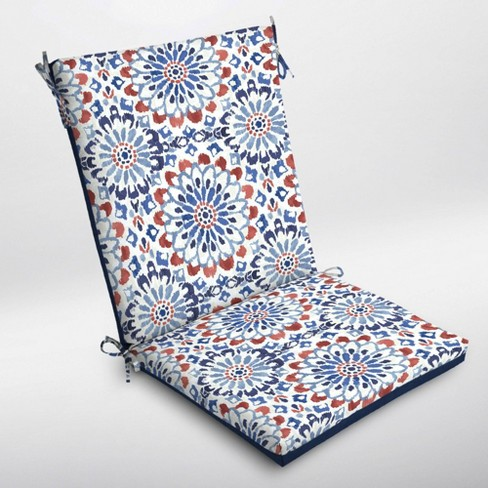 Clark Clean Finish Outdoor Chair Cushion Arden Selections Target