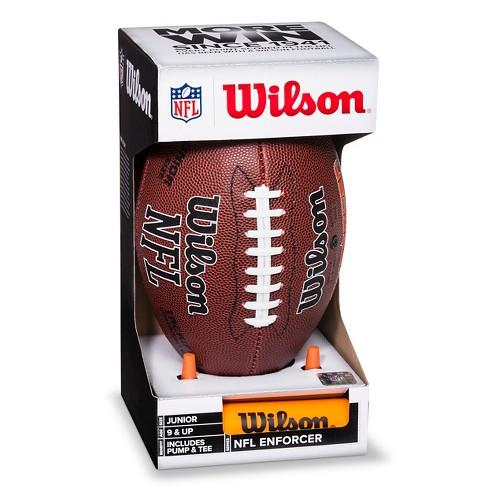 9fcc5cfa03f Wilson NFL Enforcer Jr Football   Target