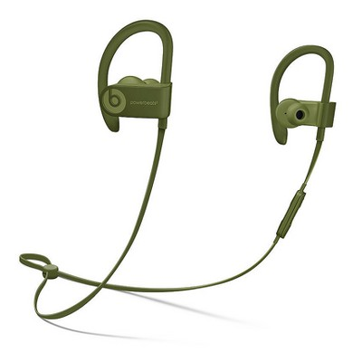 Beats® Powerbeats3 Wireless Earphones - Neighborhood Collection - Turf Green