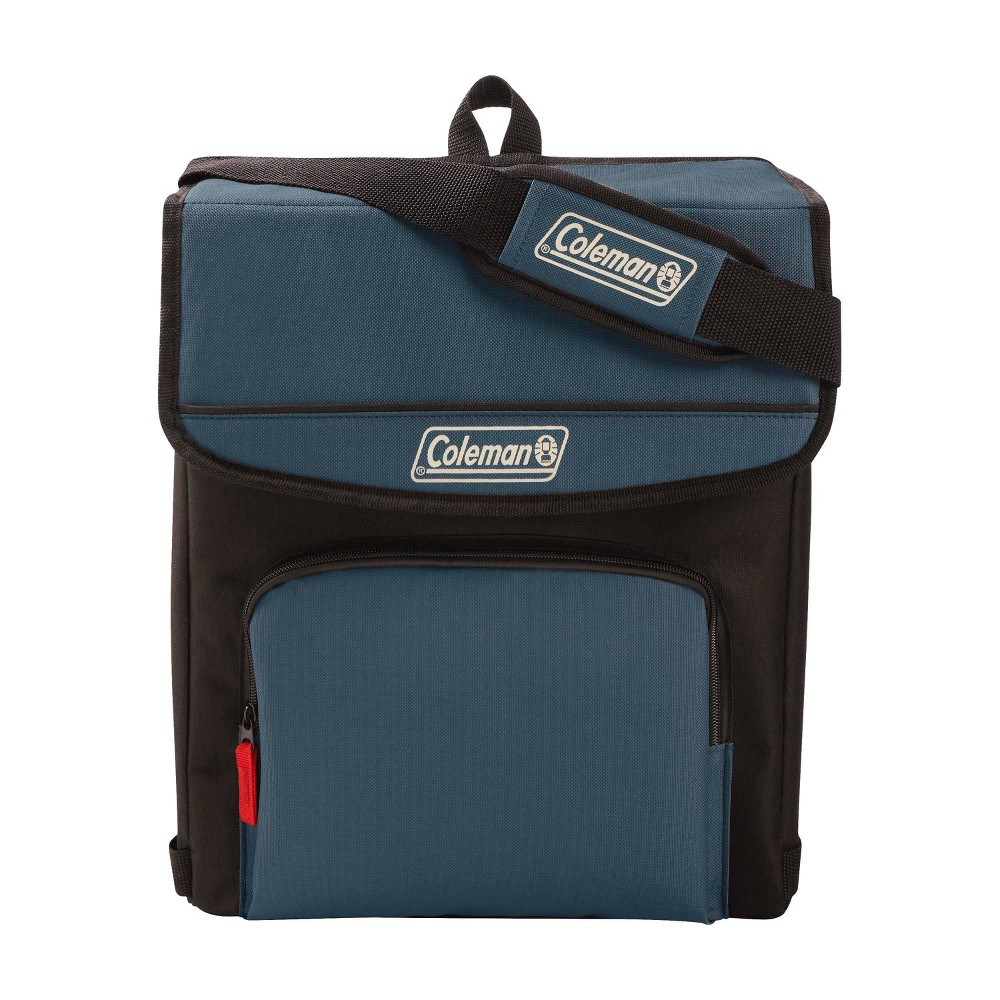 Image of Coleman 34 Can Collapsible Soft-Sided Cooler Bag- Slate