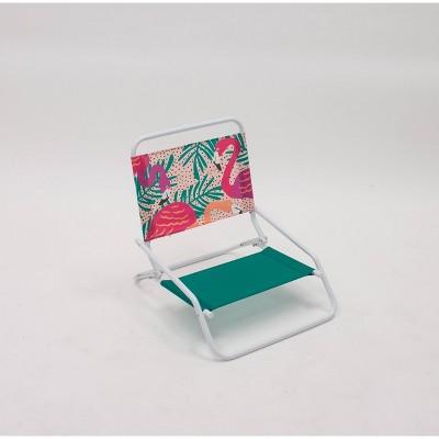 Flamingo Sand Chair - Sun Squad™