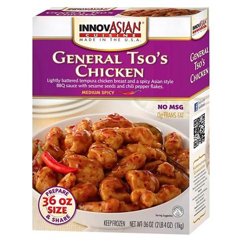 InnovAsian Sesame Frozen Chicken - 18oz - image 1 of 1
