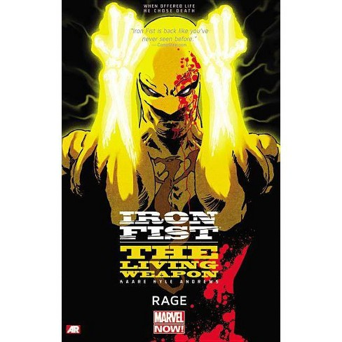 Iron Fist: The Living Weapon Volume 1 - (Paperback) - image 1 of 1