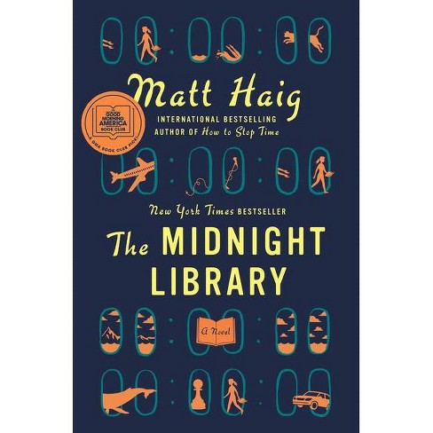 The Midnight Library - by Matt Haig (Hardcover) - image 1 of 1