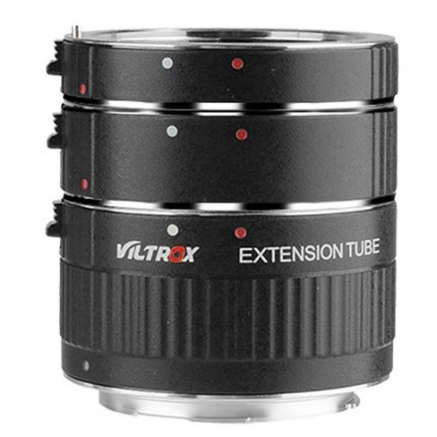 Viltrox DG-C Automatic Extension Tube Set for Canon EF/EF-S Series Lens & DSLR/Mirrorless Cameras - image 1 of 2