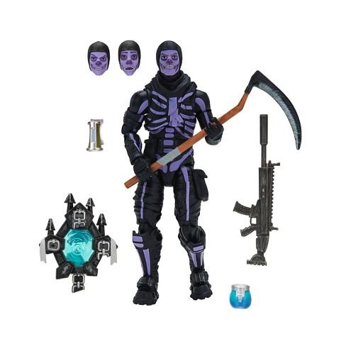 "Fortnite 6"" Legendary Series Figure Pack, Skull Trooper (Purple Glow) - image 1 of 4"
