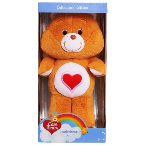 "2017 Care Bears 35 Years Of Caring Original Share Tenderheart Funshine Cheer 8"""