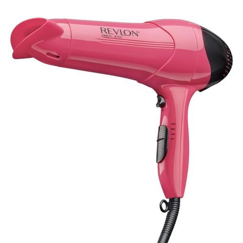 Revlon Frizz Control Hair Dryer 1875W, Pink