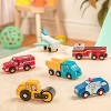 B. Toys Wooden Vehicle - 1pc - Wood & Wheels - 1 of 10 SURPRISE! - image 4 of 4