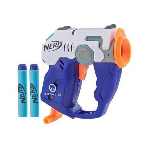NERF Micro Shots Overwatch Tracer Blaster - image 1 of 2