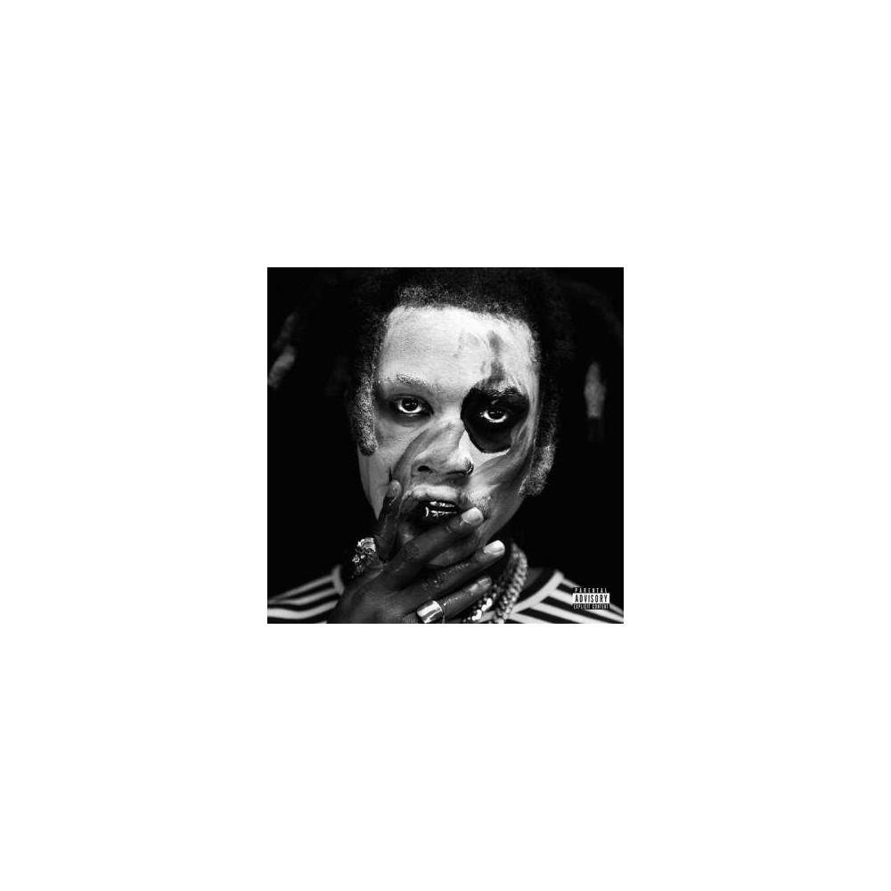 Denzel Curry Ta13oo Explicit Lyrics Cd