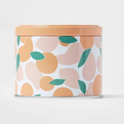 5oz Tin Candle Sweet Sunshine - Room Essentials™