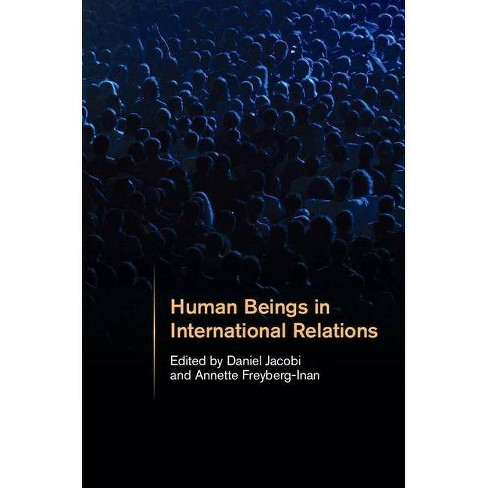 Human Beings in International Relations - (Hardcover) - image 1 of 1