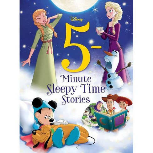 5-Minute Sleepy Time Stories - (5-Minute Stories) (Hardcover) - image 1 of 1