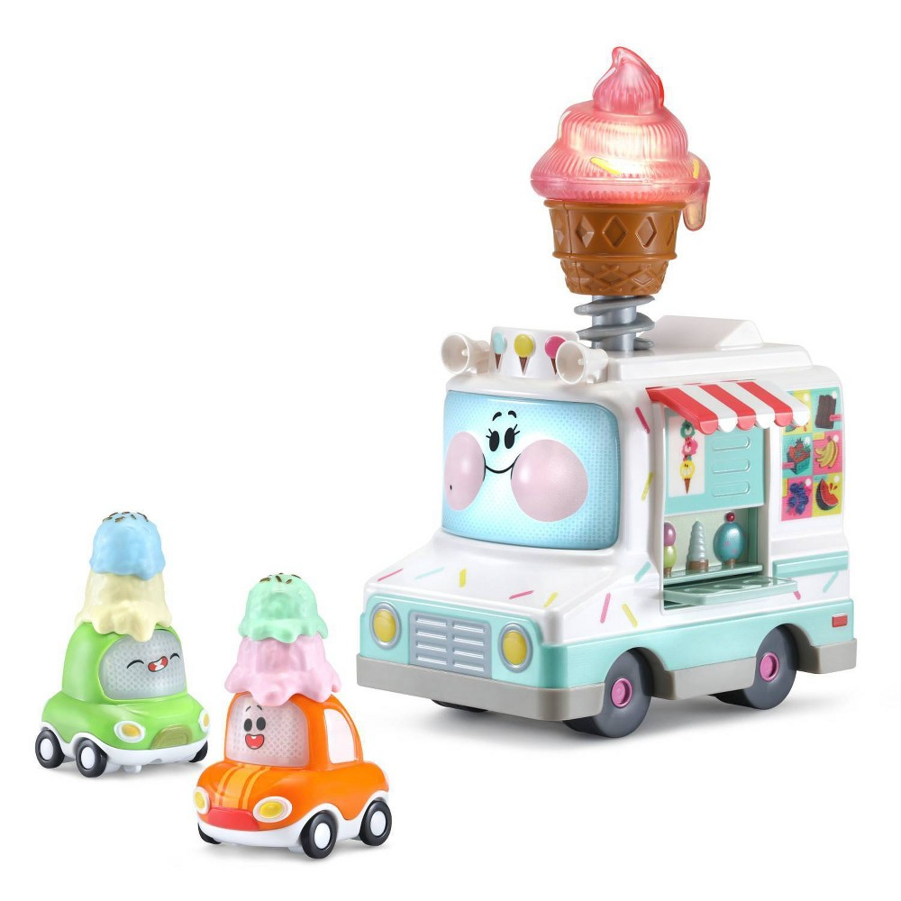 Vtech Go Go Cory Carson Two Scoops Eileen Ice Cream Truck