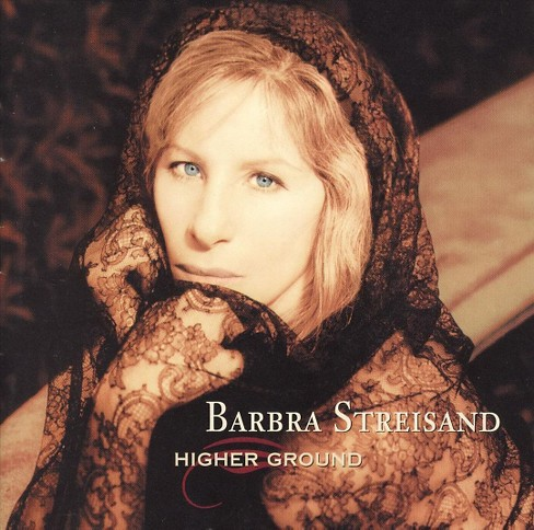 Barbra streisand - Higher ground (CD) - image 1 of 1