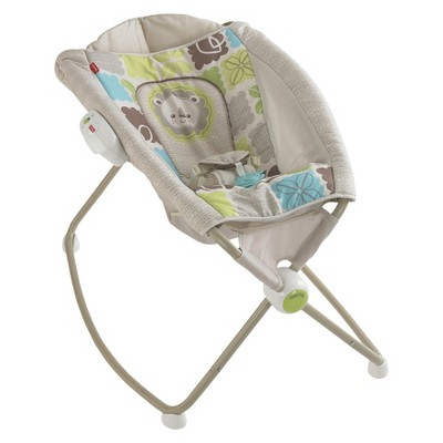 Fisher-Price Rock 'n Play Sleeper - Rainforest Friends