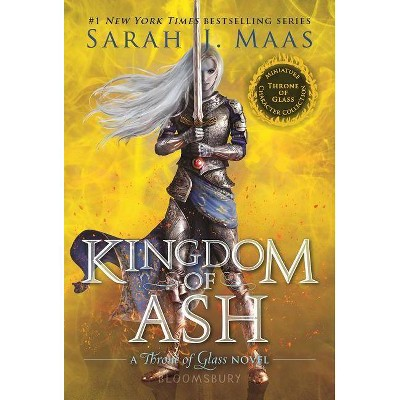 Kingdom of Ash (Miniature Character Collection) - (Throne of Glass, 7) by  Sarah J Maas (Paperback)