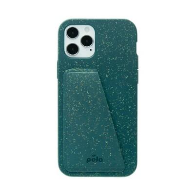 Pela Apple iPhone Eco-Friendly Wallet Case - Green