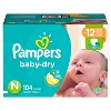 Pampers Baby Dry Diapers Super Pack - image 4 of 4