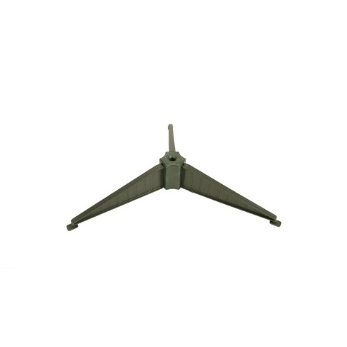 Artificial Christmas Tree Stand.Northlight Green Plastic Christmas Tree Stand For 3 4 Artificial Trees