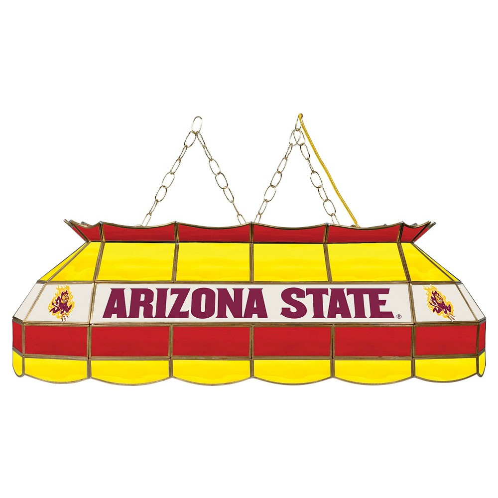 NCAA Arizona State Sun Devils Stained Glass Tiffany Lamp - 40