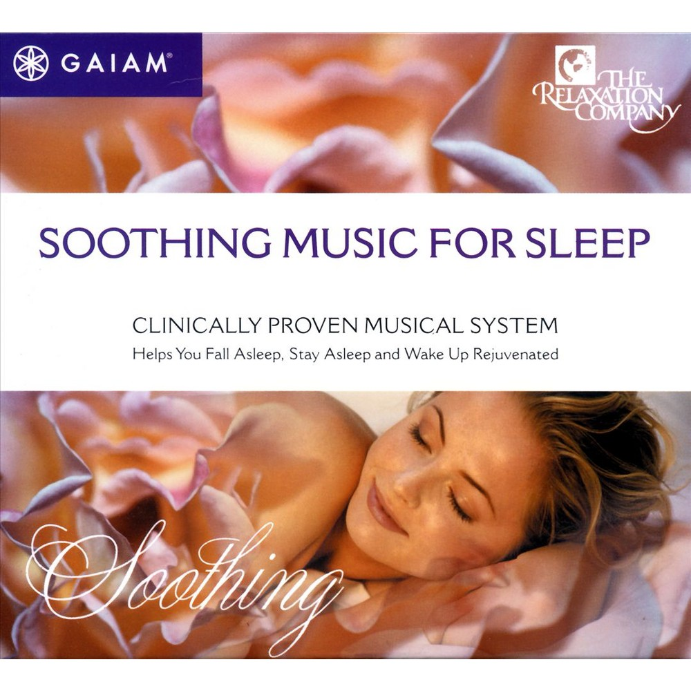 Jeffrey Dr Thompson - Soothing Music For Sleep (CD)