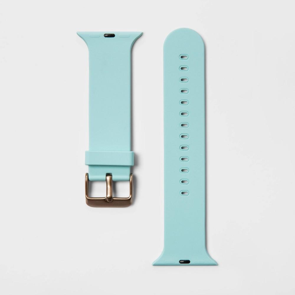 Heyday 8482 Apple Watch Silicone Seafoam Green 38mm