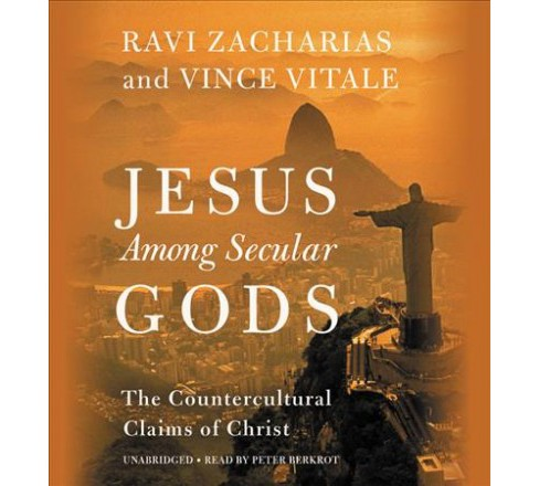 Jesus Among Secular Gods : The Countercultural Claims of Christ (Unabridged) (CD/Spoken Word) (Ravi K. - image 1 of 1