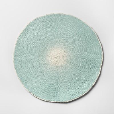 Aqua Round Starburst Placemat - Opalhouse™