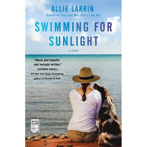 Swimming for Sunlight -  by Allie Larkin (Paperback) - image 1 of 1
