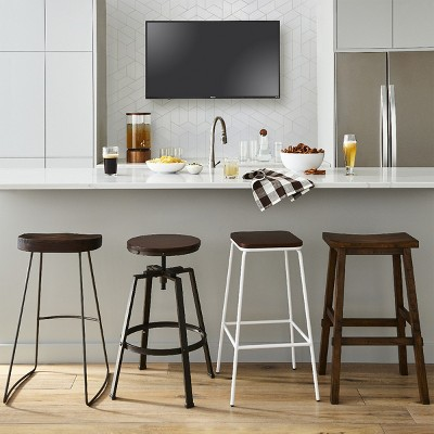 Our Favorite Backless Bar & Counter Stools Collection