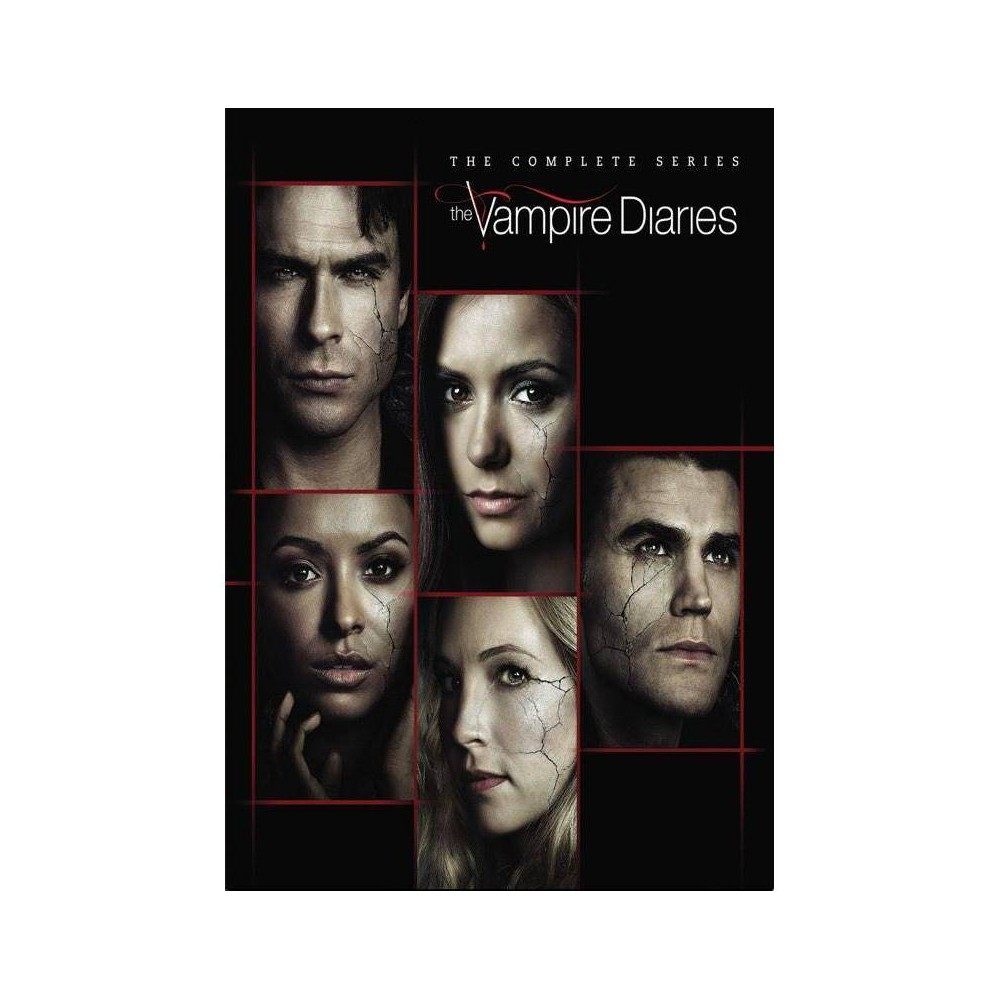 The Vampire Diaries The Complete Series Dvd